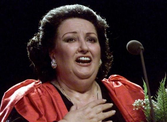 Spaanse operazangeres Montserrat Caballé overleden