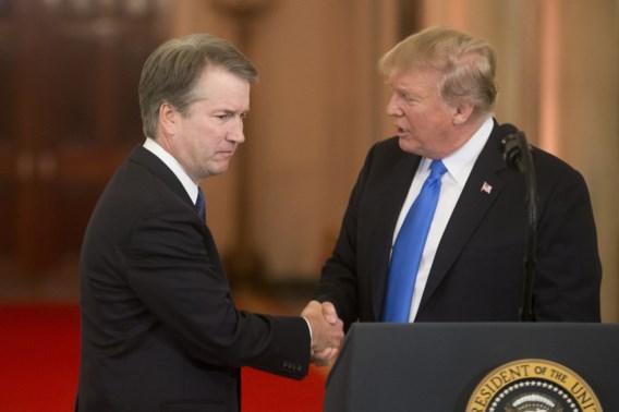 Overwinning voor Trump: Senaat benoemt opperrechter Kavanaugh