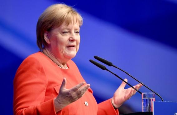 Merkel roept Europa op tot gemeenschappelijke strategieën