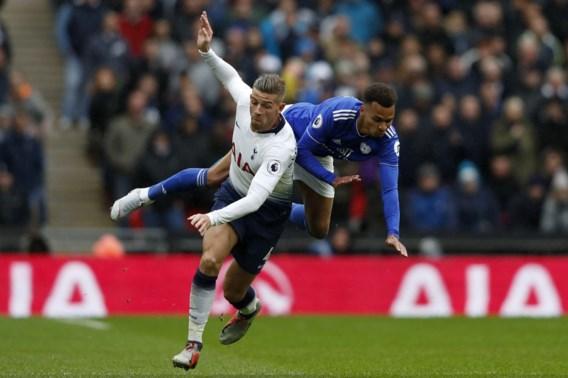 Alderweireld redt het vel van Tottenham met defensieve actie, Kabasele is opnieuw de schlemiel bij Watford