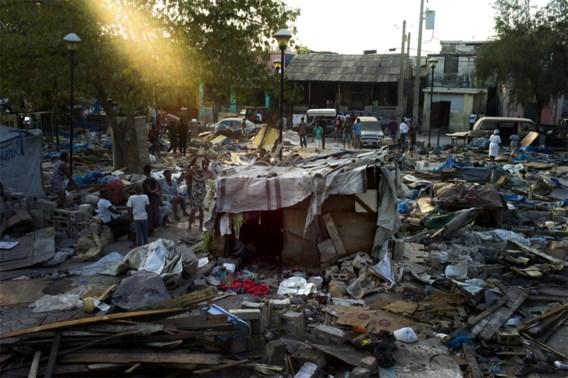 Minstens elf dodelijke slachtoffers bij aardbeving Haïti