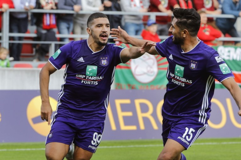 Anderlecht pakt deugddoende zege tegen Zulte Waregem