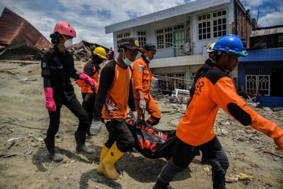 Dodentol op Sulawesi loopt op tot bijna tweeduizend
