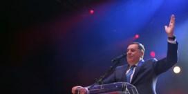 Bosnië en Herzegovina stevent af op politieke crisis na presidentsverkiezingen