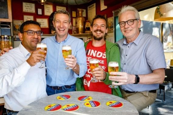 In Heist-op-den Berg is de strijd om de sjerp er één tussen vier cafébazen