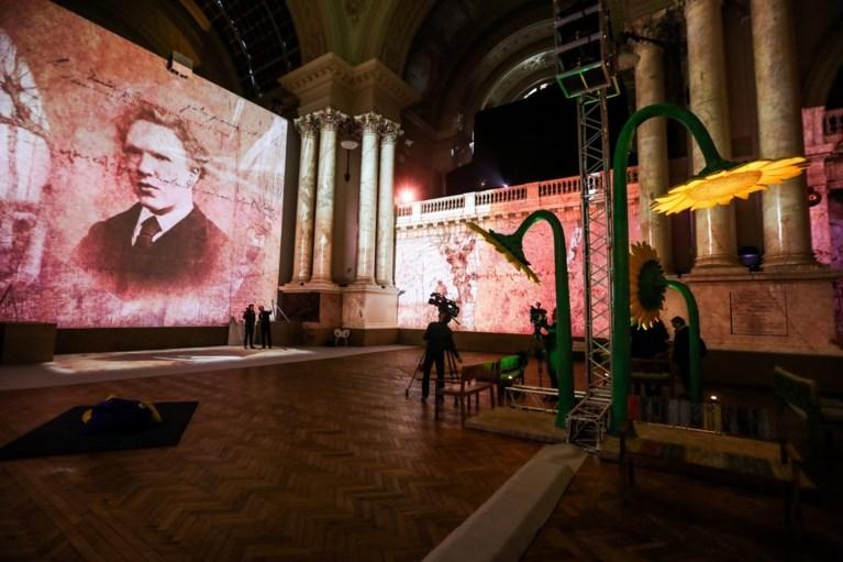 Verdwalen in de schilderijen van Van Gogh in Brusselse beurs