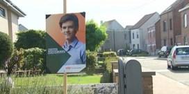 De allerjongste kandidaat in de regio? 18 jaar, vijf dagen voor de verkiezingen.