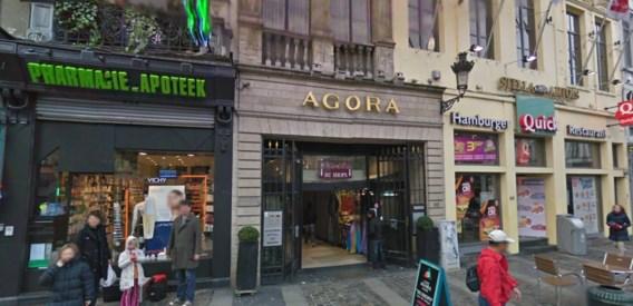 Politie vindt opnieuw duizenden namaakartikelen in hartje Brussel