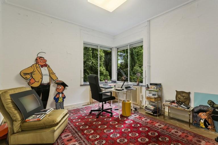 Villa van Marc Sleen in Hoeilaart is verkocht