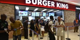 Burger King ziet brood in Afrika
