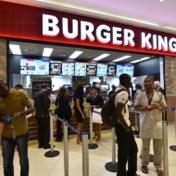 Burger King ziet brood in Afrika