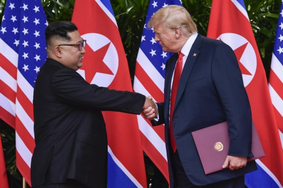 Kim Jong-un vraagt nieuwe ontmoeting met Trump