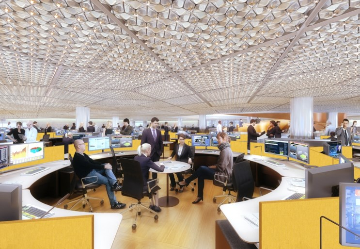 'Duurzaamste kantoor ter wereld' valt in de prijzen