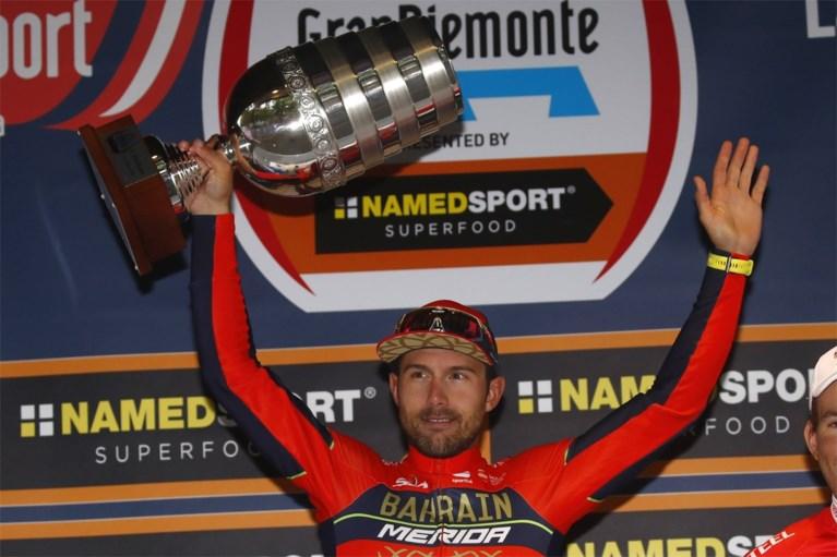 Sonny Colbrelli sprint naar zege in Gran Piemonte, Quick Step Floors strandt opnieuw op tweede plaats