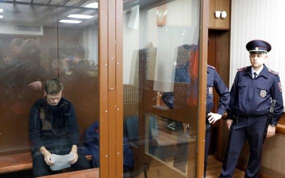Russische internationals Mamaev en Kokorin moeten twee maanden de cel in na caféruzie met hoge functionaris