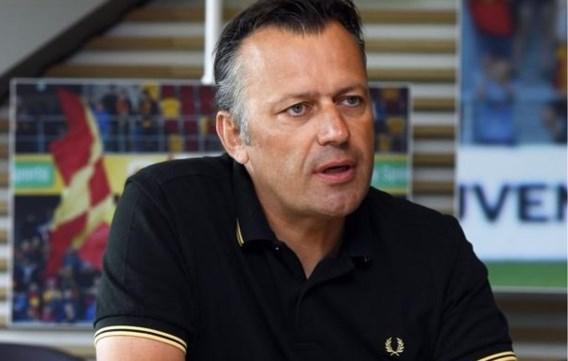 Sportief directeur Stefaan Vanroy van KV Mechelen voorwaardelijk vrijgelaten