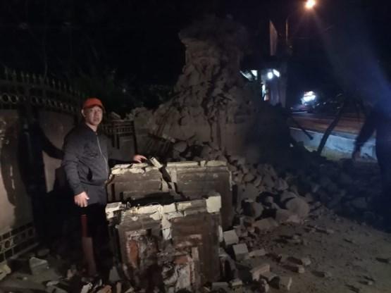 Minstens drie doden bij aardbeving op Indonesisch eiland Java