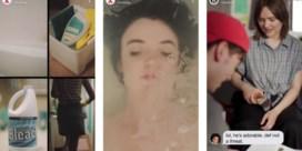 Snapchat experimenteert met ?ctieseries