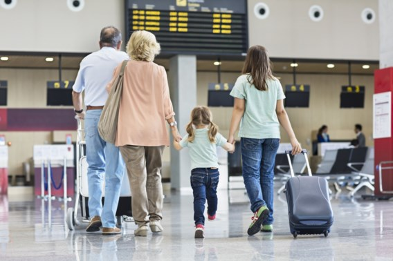 Meer grootouders mee op reis tijdens herfstvakantie