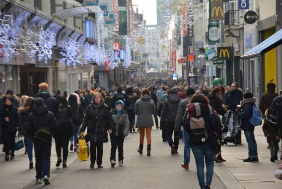 Heraanleg Brusselse Nieuwstraat start maandag