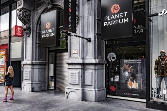 Planet Parfum en Di in Franse handen