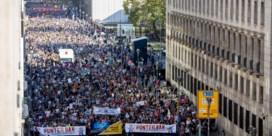150.000 Duitsers betogen tegen extreemrechts