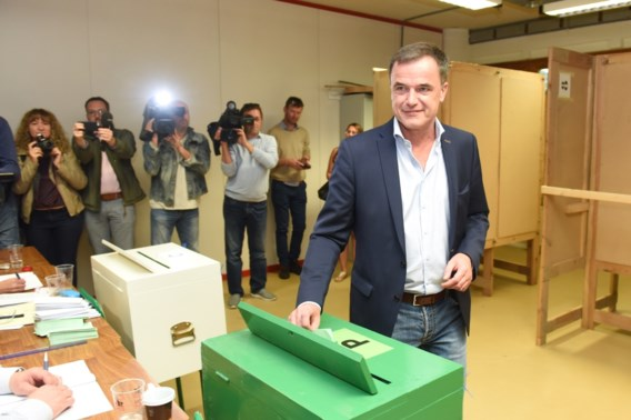 Benoît Lutgen wint broederstrijd in Bastogne