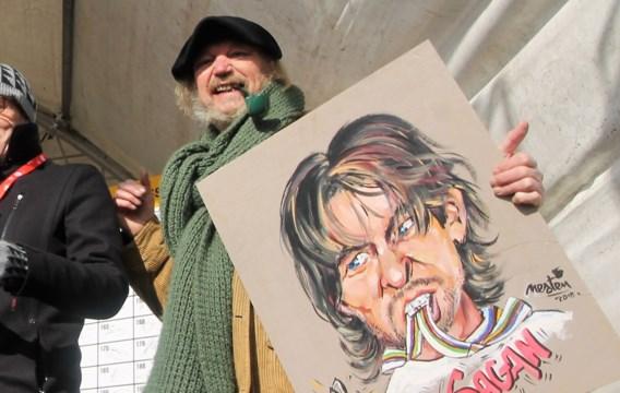 Wielerkarikaturist Nesten overleden