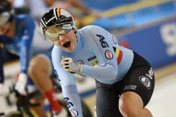 """Wereldkampioene Nicky Degrendele wil scoren in Tokio en trekt naar nieuwe ploeg: """"Bouwen aan sprintcultuur"""""""