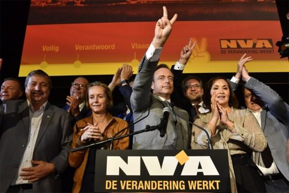 Antwerpen klopt het Gentse model