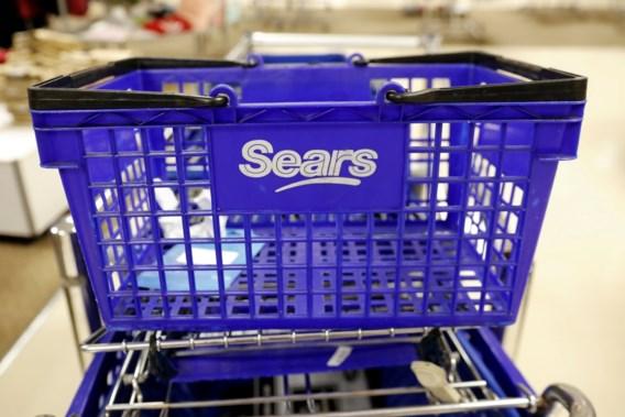 Warenhuisketen Sears is failliet