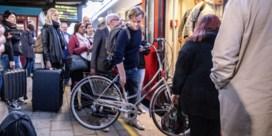 NMBS stuit op onbegrip met ban op de fiets in spitstreinen