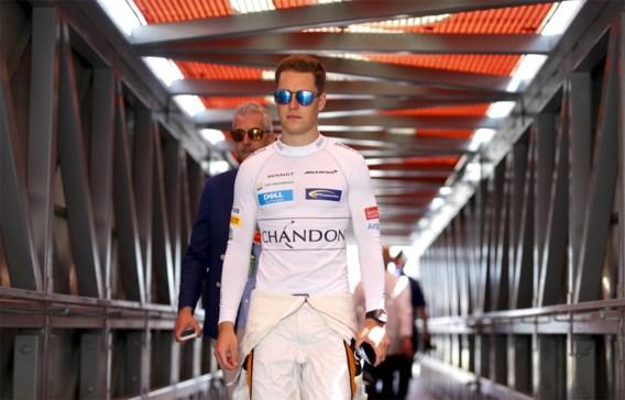 """Ook op tweede testdag Formule E technische problemen voor Stoffel Vandoorne: """"Niet ideaal"""""""