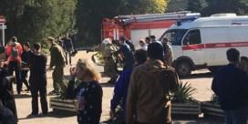 Dodental bloedblad de Krim loopt op tot 20