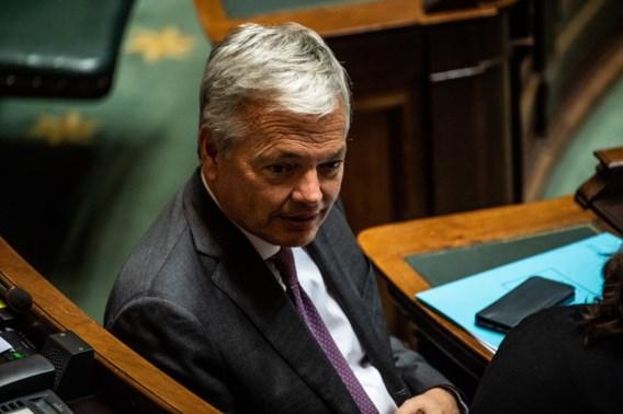 Reynders: 'Niet mijn rol om tussen te komen in Vlaams beleid'
