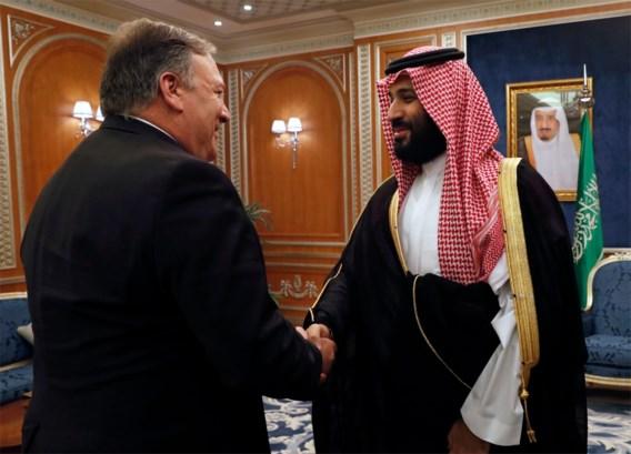 Trump telefoneert met Saudische kroonprins over vermiste journalist