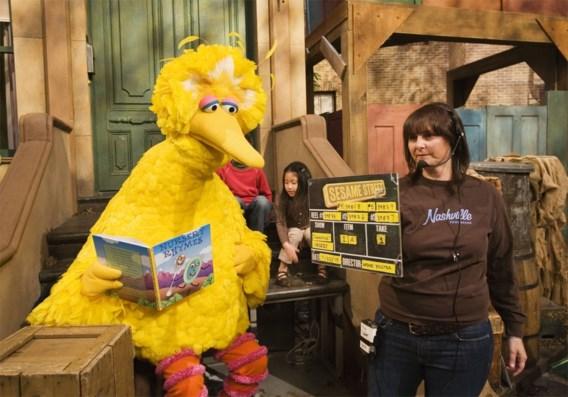 'Big Bird' uit Sesamstraat gaat met pensioen