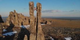 De pilaren van Sundrun, een van de laatst ondekte parels van de planeet