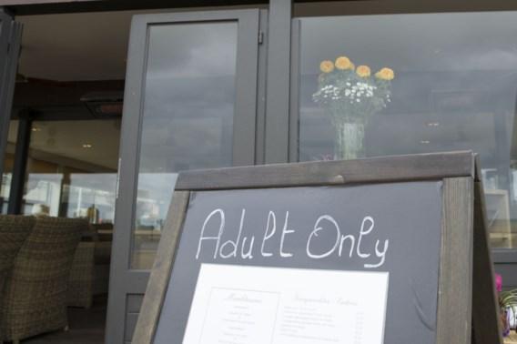 Brasserie-uitbater weigert kinderen: 'Lakse ouders grijpen niet in'
