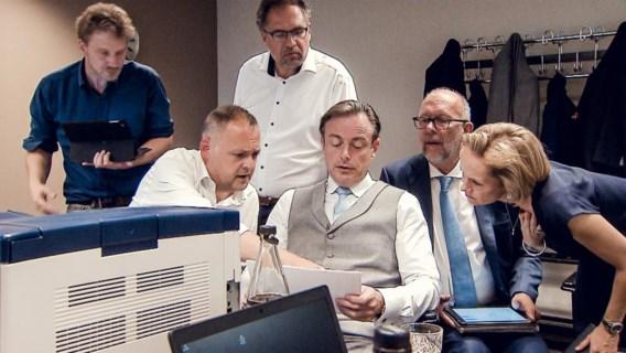 'Grote verzoening' lijkt Bart De Wever menens