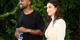 Kim en Kanye gebruikt voor 'pollrolling'