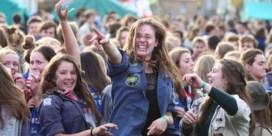 Tienduizenden Vlaamse en Brusselse jongeren maken vandaag reclame voor hun jeugdbeweging