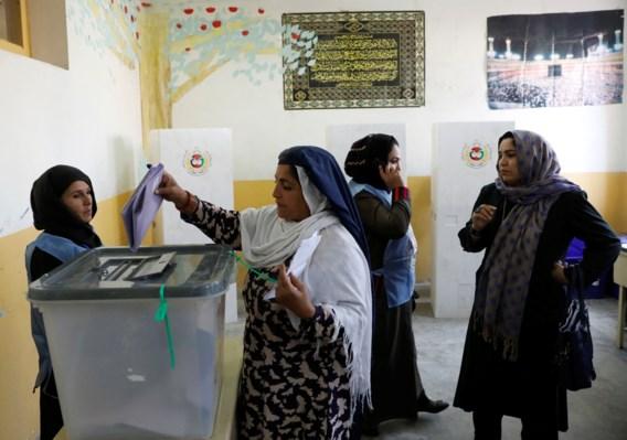 Afghanen kiezen nieuw parlement: meerdere doden en gewonden