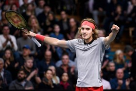 Gulbis en Tsitsipas spelen de finale van ATP-toernooi Stockholm
