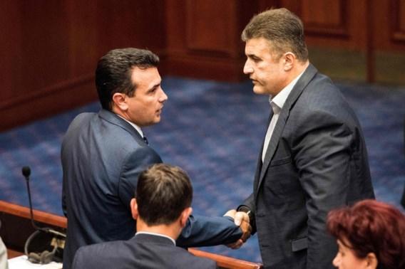 Macedonisch parlement start procedure tot naamsverandering land