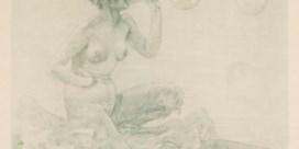'La femme aux ballons'(1905)