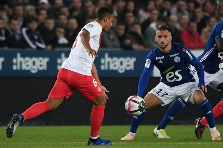 Horrordebuut voor Henry bij Monaco: blunderende keeper, Falcao out en rode kaart na twee minuten