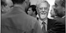 'De journalistiek verliest een van zijn visionaire iconen'