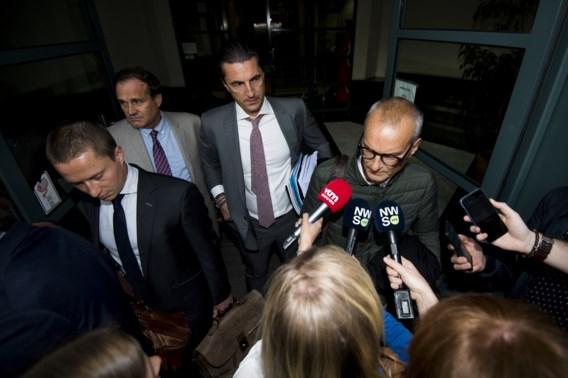 Bayat, Veljkovic en Vertenten blijven in de cel