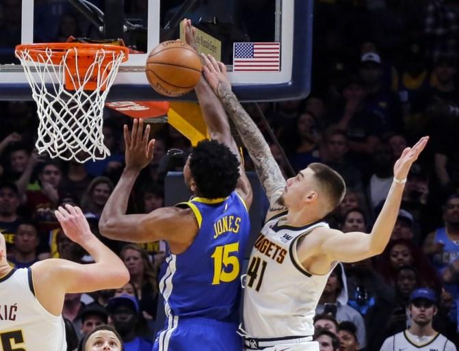 Eerste nederlaag voor titelverdediger in NBA, forse straffen voor spelers die op de vuist gingen